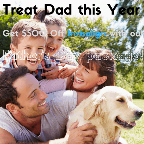 Father's day special offfer