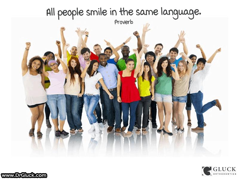 smile language