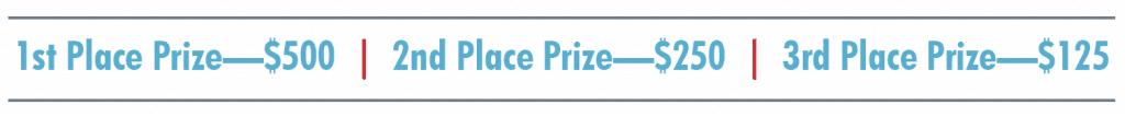 3 Prizes
