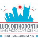 Gluck Orthodontics Summer Photo Scavenger Hunt