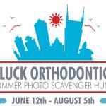 Gluck Orthodontics Summer Photo Scavenger Hunt