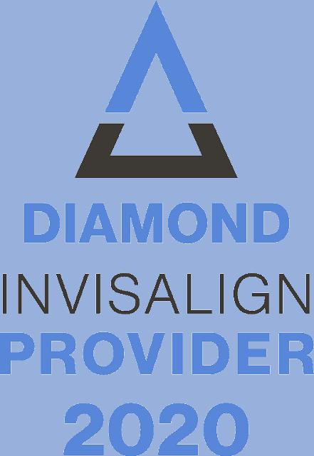 diamond invisalign provider logo