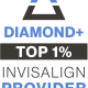 logo diamond invisalign provider